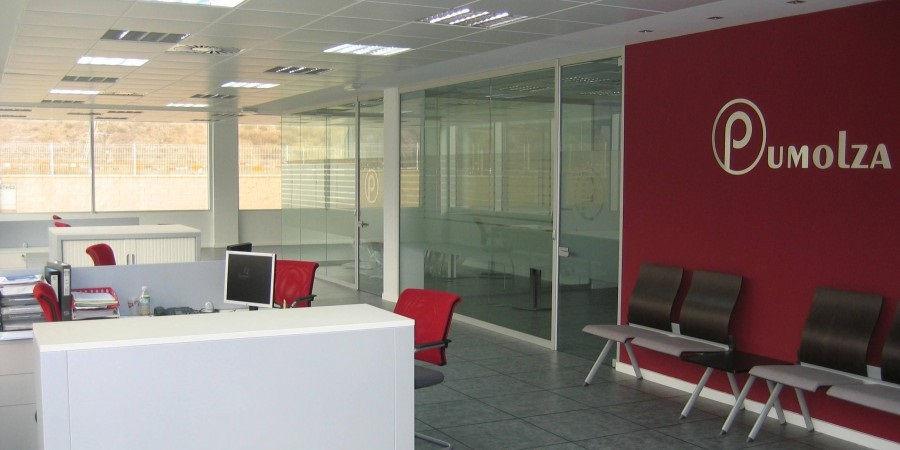 Oficinas de Pumolza