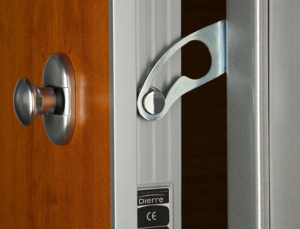 Puerta Acorazada detalle 1