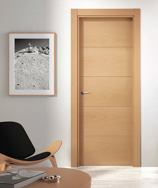 Puerta MapiT madera