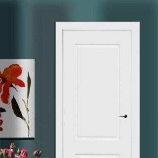 Puerta P32E Lacado Industrial blanco (1)