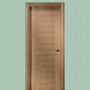 Puerta en madera