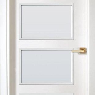 puerta lacada industrial de uniarte