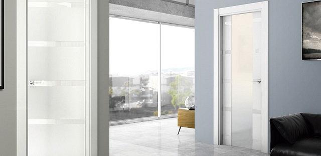 puerta lacada zaragoza collage