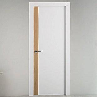puerta lacado industrial