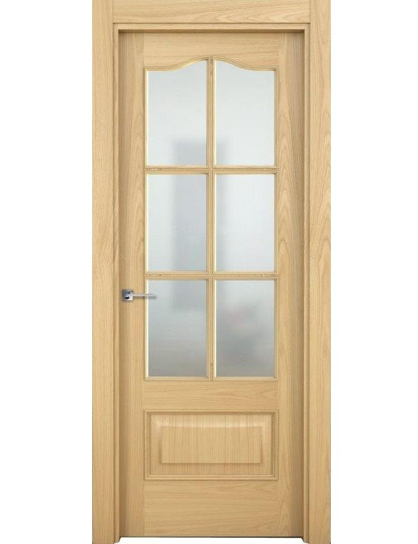 Puerta de madera Chelo de Castalla