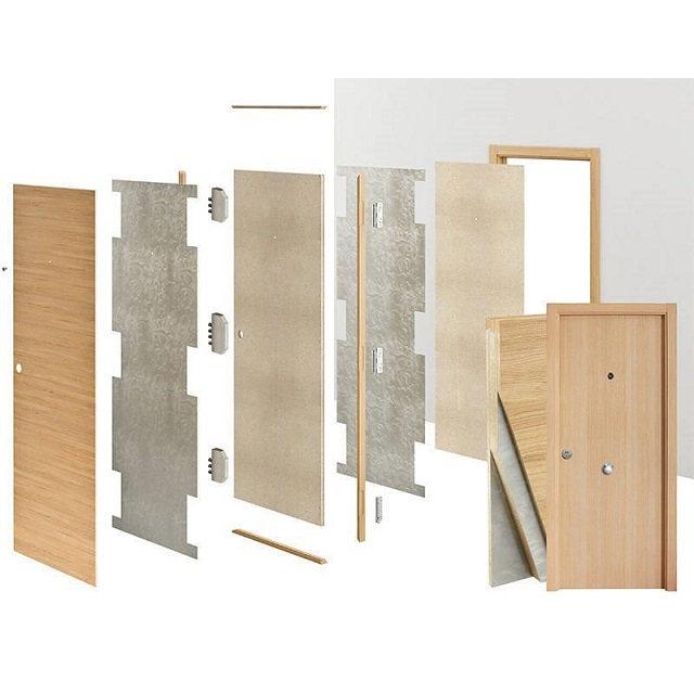Composición puertas blindadas